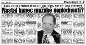 Blesk, 6.3.1997