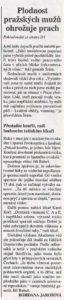 MF DNES, 22.1.2007